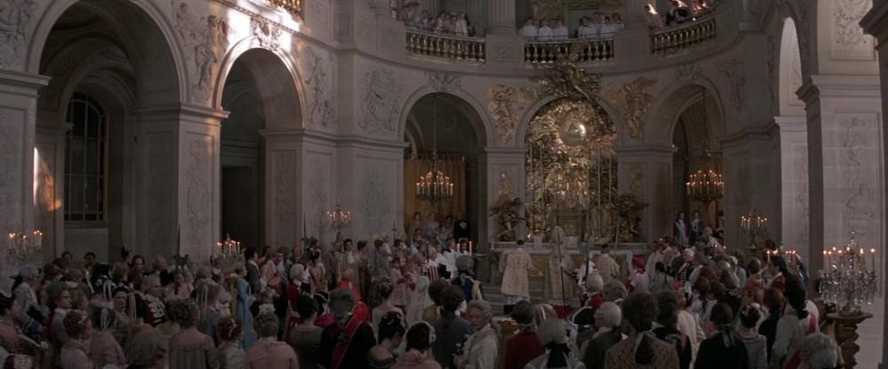 Lieux de tournage du film Valmont | L'église | Lieuxtournage.fr
